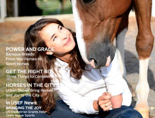 US Equestrian Magazine